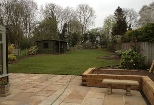 Gardendesign norwich landscaping and garden design | mn landscapes