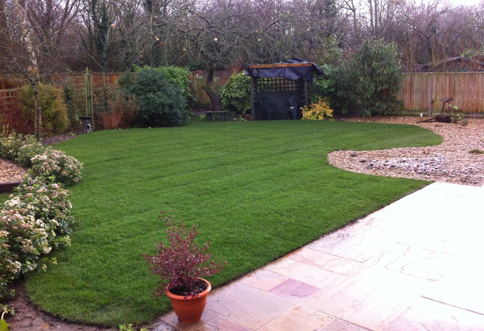 Garden Design Service Norwich | MN Landscapes