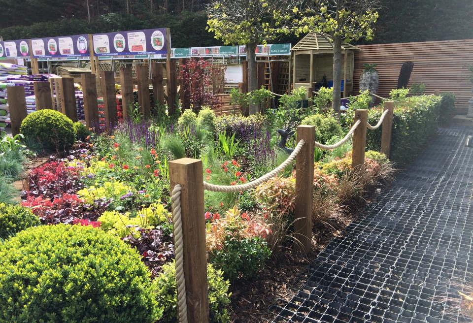 Notcutts Show Garden Design, Norwich, Norfolk   MN ...