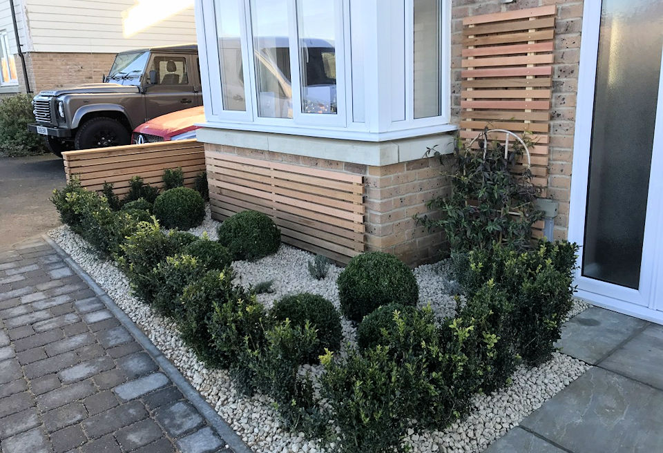 Creating Kerb Appeal Norwich, Norfolk | MN Landscapes ...