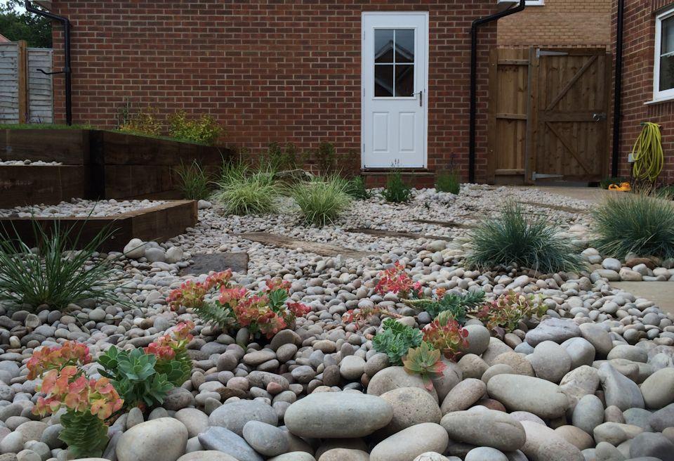 Garden Design Norwich   MN Landscapes Garden Project
