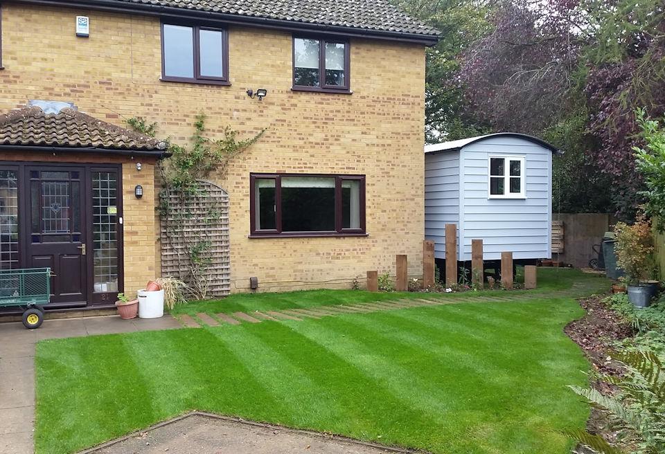 Redesigning a tired Garden, Eaton, Norwich, Norfolk | MN ...