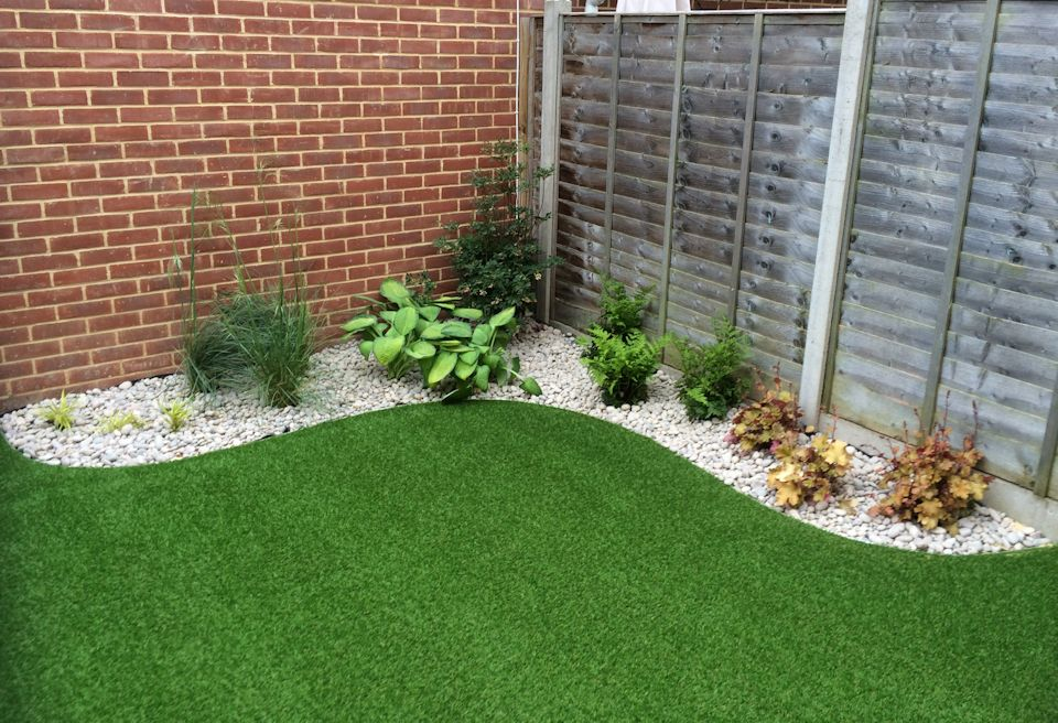 low maintenance garden design norwich