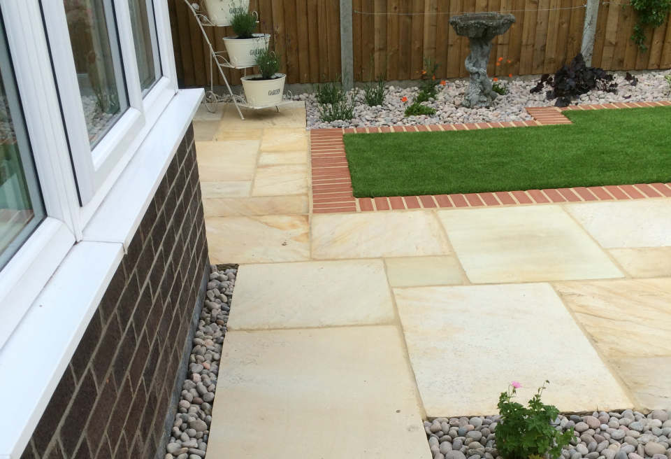 Small Low Maintenance Garden Design Hethersett Norwich Norfolk