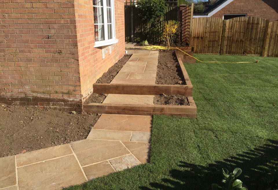 Landscaping garden design wymondham norfolk mn for Garden design norfolk